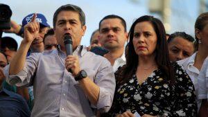 Honduran president hospitalised for coronavirus: Live updates