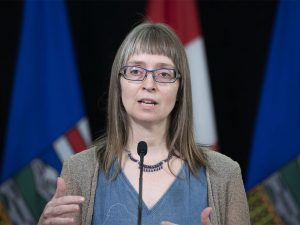 Active COVID-19 cases creep upward, but Alberta's top doctor says virus spread 'relatively stable'