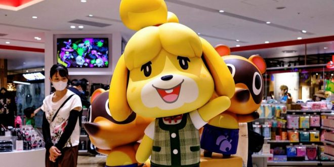 Nintendo shares surge in anticipation of continued Covid-19 gaming boom