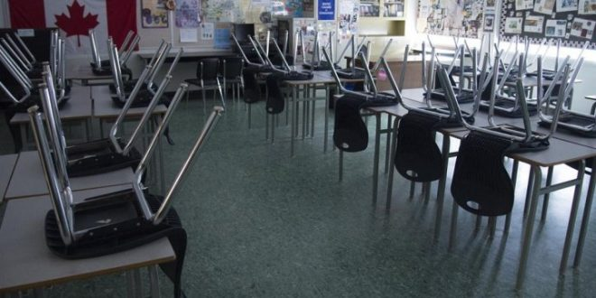 B.C. private school halts in-class instruction after COVID-19 case