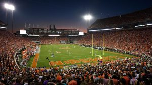 Source: 21 Clemson football players positive for COVID-19 in latest testing