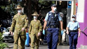 Victorian government requests military support to help manage hotel quarantine