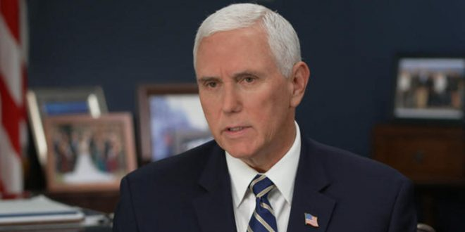 """Extended interview: Vice President Mike Pence on """"Face the Nation"""""""
