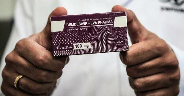 USA kaufen gesamte Vorräte des Covid-19-Medikaments Remdesivir auf