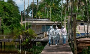 The coronavirus pandemic could spell disaster for our rainforests — and the communities that protect them