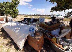 'Unlawful' home demolitions frustrate SA's objective to curb Covid-19 spread