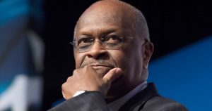 Herman Cain Hospitalized For COVID-19 Hours After Condemning Masks