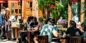 What Makes Bars and Restaurants Potential Covid-19 Hot Spots