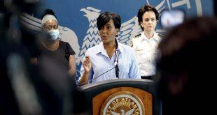 Atlanta Mayor Keisha Lance Bottoms says she tested positive for COVID-19