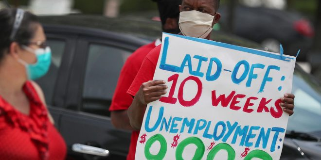 Unemployment could worsen in a COVID-19 second wave