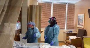 Eye Opener: 200,000 Americans could die of COVID-19 by November