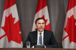 Ottawa won't be much worse off fiscally, even with record borrowing