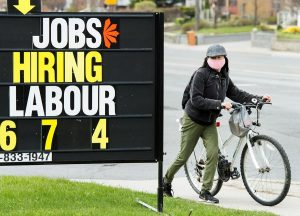 Canada's economy added record 953,000 jobs in June