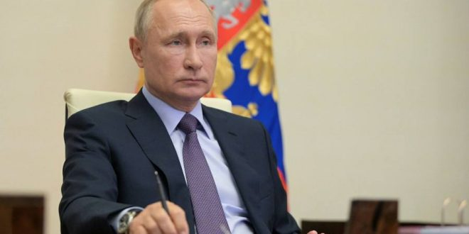 Putin delays $360bn spending plan as Covid-19 batters economy