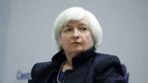 Magellan adviser Janet Yellen says Fed has 'crossed lines' to rescue markets