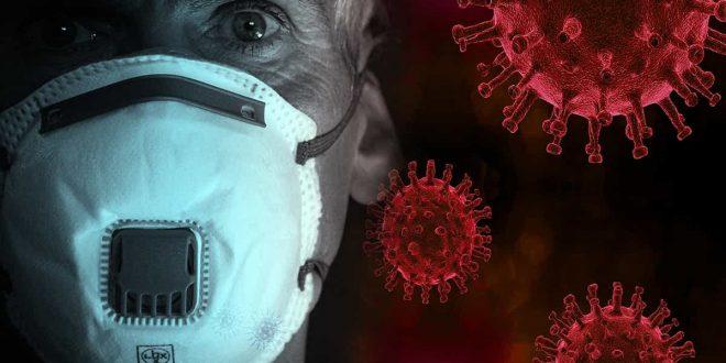 Male corona virus danger